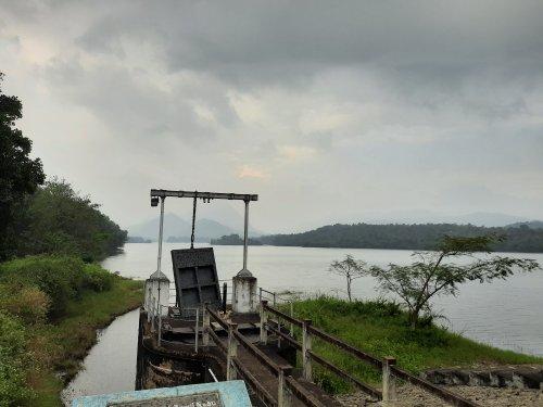 Chittar Dam 1