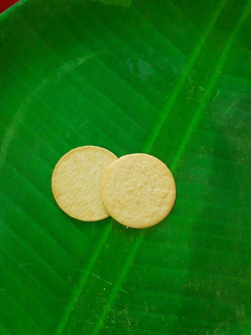 Potato Biscuit