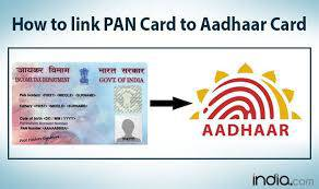 How to Link PAN card with Aadhaar through online or SMS?